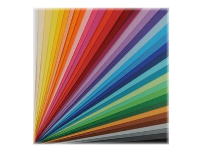 Canson Colorline - Papier à dessin - 50 x 65 cm - blanc neige