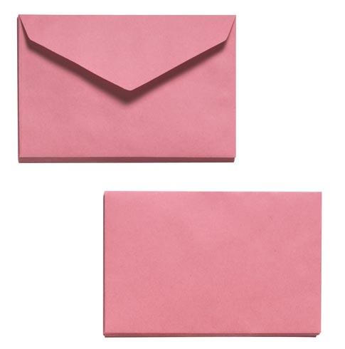 La Couronne - 1000 Enveloppes élection - 90 x 140 mm - 70 gr - rose