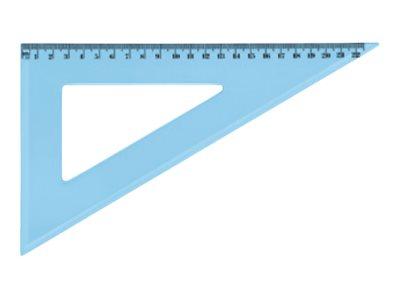 JPC  équerre 22 cm  60° plastique incassable
