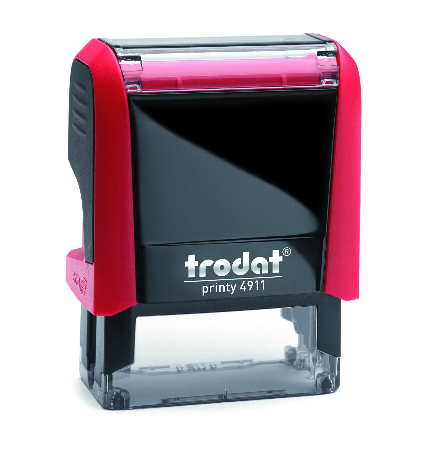 Trodat - Tampon textile personnalisé