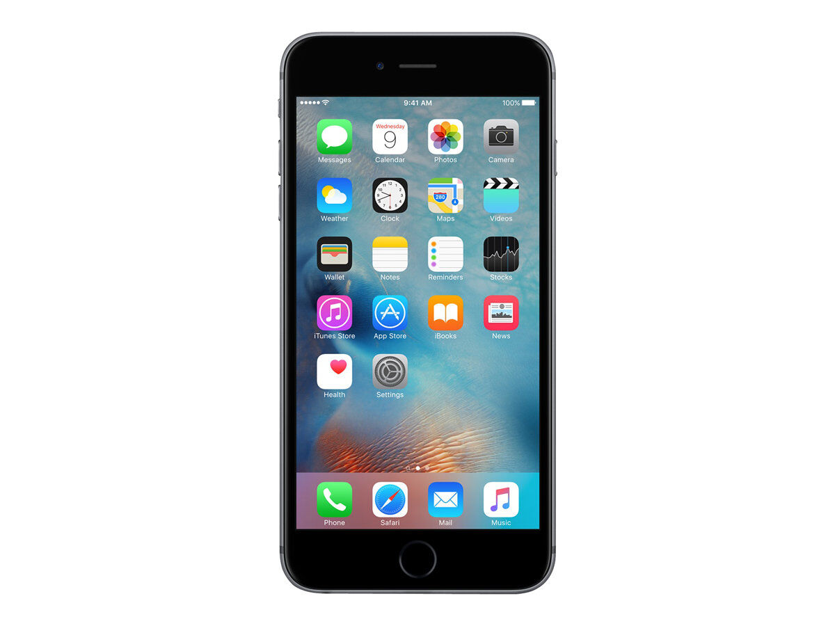 Apple Iphone 6s Smartphone Reconditionne 4g 64 Go Gris