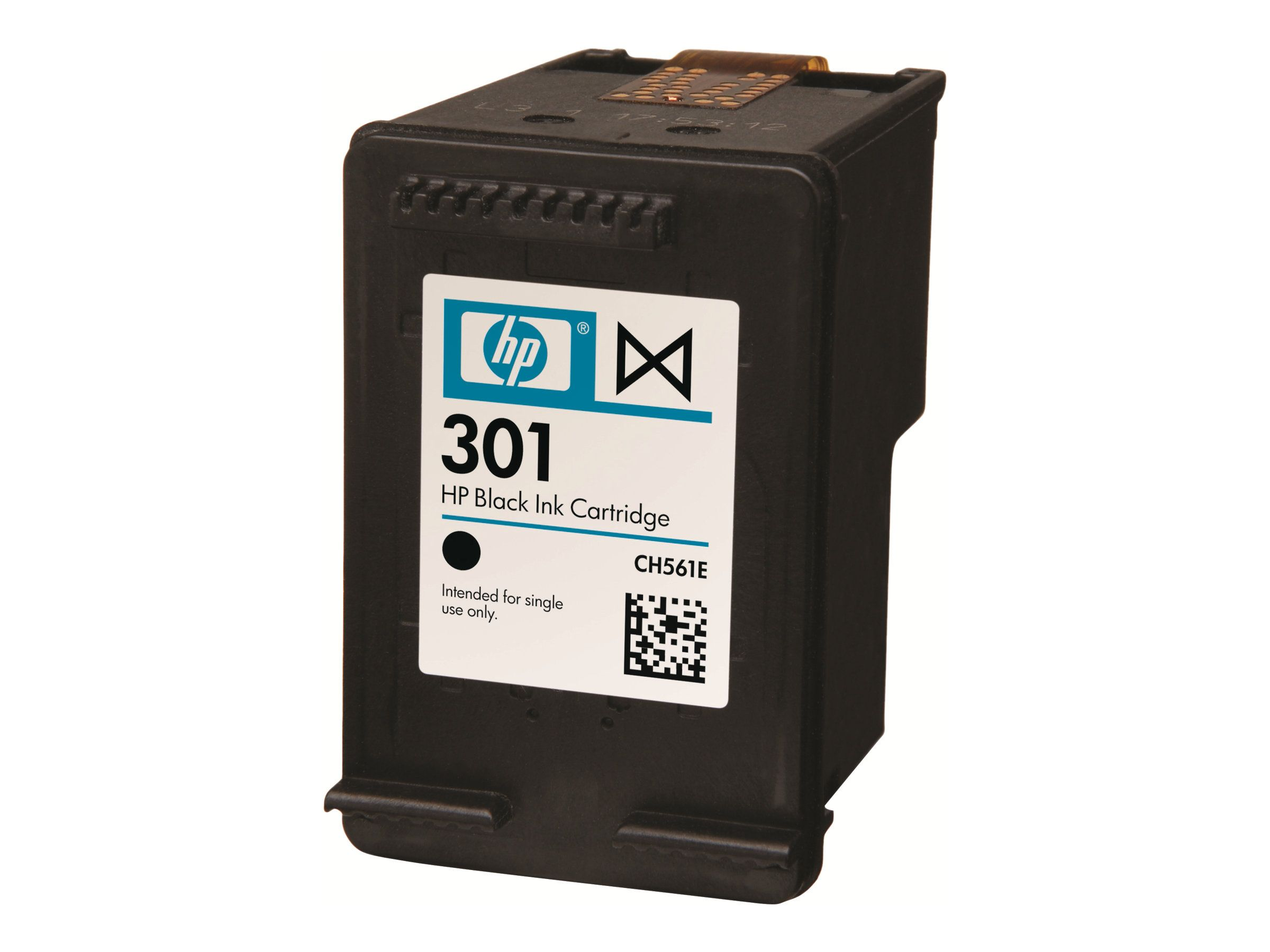8ff66e221cdc5 HP 301 - noir - original - cartouche d encre Pas Cher