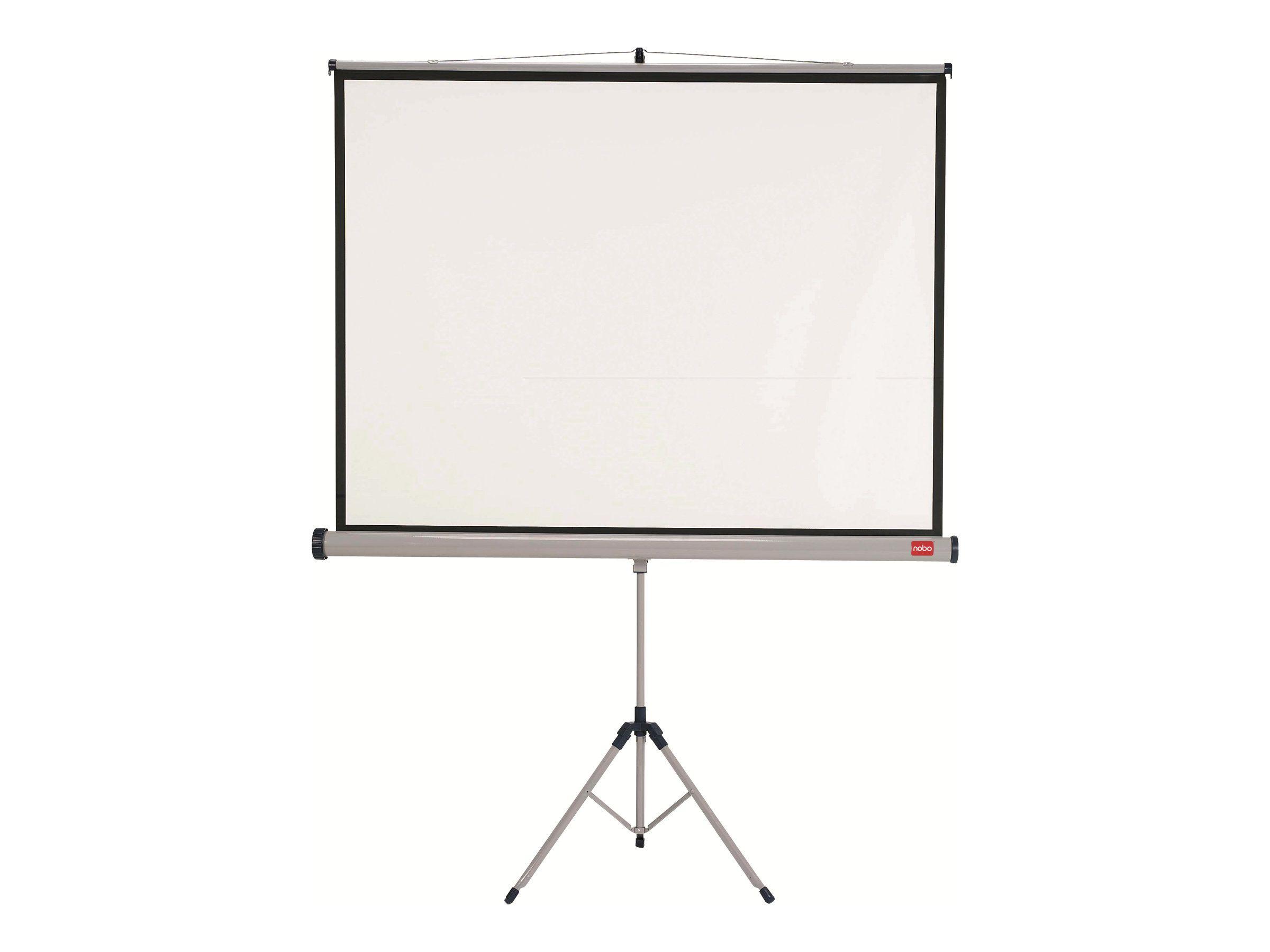 Peinture Pour Ecran Retroprojecteur nobo écran de projection avec trépied - 71 po (180.5 cm)