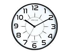 Unilux - Horloge Pop - mécanisme quartz - 28 cm - noir