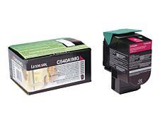 Lexmark C540A1MG - magenta - cartouche laser d'origine