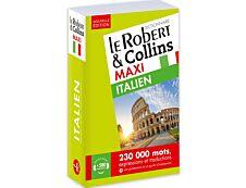 Le Robert & Collins Maxi Dictionnaire Italien