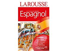 Larousse Dictionnaire de poche Espagnol