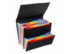 Viquel Rainbow Class - Trieur extensible 18 positions