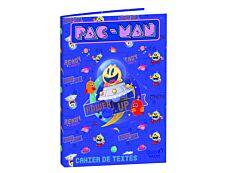 Cahier de textes Pacman - 15 x 21 cm - Ghost - Quo Vadis