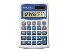 Calculatrice de poche Ibico 082X - 8 chiffres - alimentation batterie et solaire