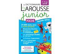 Larousse Dictionnaire de poche Junior 7-11 ans