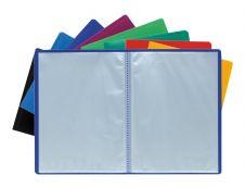 Exacompta - Porte vues - 120 vues - A4 - disponible dans différentes couleurs