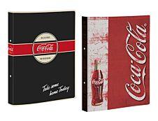 Viquel Coca-Cola - Classeur à anneaux - Dos 35 mm - A4