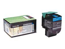 Lexmark C540A1CG - cyan - cartouche laser d'origine