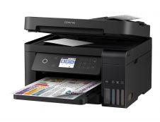 Epson EcoTank ET-3750 - imprimante multifonctions jet d'encre couleur A4 - Wifi, USB - recto-verso