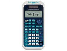 Calculatrice scolaire TI-College Plus reconditionnée - calculatrice scientifique spéciale collège