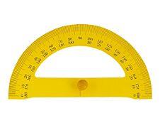Wonday - Rapporteur 35 cm en bois - pour tableau d'instituteur