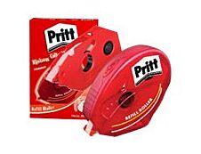 Pritt - Roller de colle rechargeable - 8.4 mm x 14 m - permanent