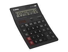 calculatrice de bureau Canon AS-1200 - 12 chiffres - alimentation batterie et solaire
