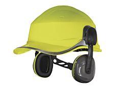 Delta Plus - Coquilles antibruit pour casque de chantier SNR26