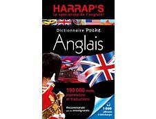 Harrap's Dictionnaire de poche Anglais