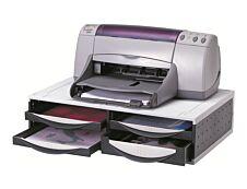 Fellowes - Support imprimante multi-rangement 4 tiroirs