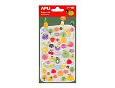 Apli Kids - Stickers fruits