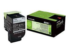 Lexmark 802 - noir - cartouche laser d'origine