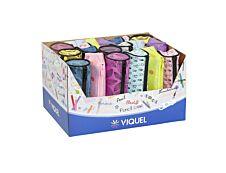Trousses Girl 1 compartiment - différents coloris et formes disponibles - Viquel