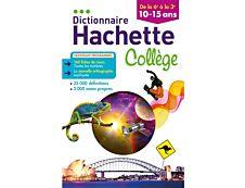 Hachette Collège Dictionnaire 10-15 ans