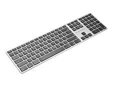 XtremeMac Multi Device - clavier sans fil Azerty pour Mac - ultra plat