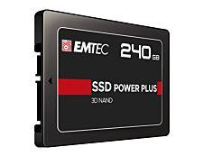 EMTEC X150 Power Plus 3D NAND - Disque dur SSD - 240 Go