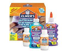 Elmers - kit de conception pour Slime -  Glitter Pailletté