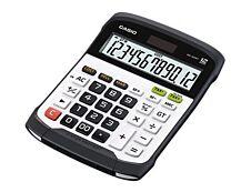 Calculatrice de bureau Casio WD-320MT - 12 chiffres - alimentation batterie et solaire