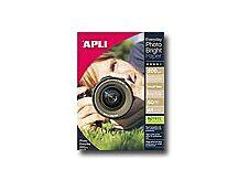 Apli Paper - Papier photo brillant - A4 - 200 g/m² - 50 feuilles