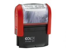 "Colop - Tampon Printer 20 - formule commerciale ""Facture"""