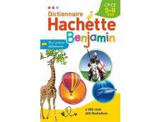 Hachette Dictionnaire Benjamin 5-8 ans