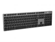 T'nB iClick - clavier sans fil Azerty pour Mac - gris