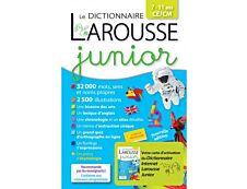 Larousse Dictionnaire Junior 7-11 ans Bimédia