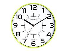 Unilux - Horloge Pop - mécanisme quartz - 28 cm - anis