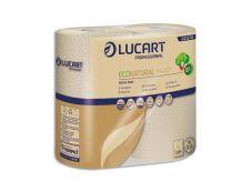 Lucart Professional EcoNatural - 2 Rouleaux d'essuie-tout - 150 feuilles