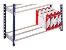 Paperflow Rang'Eco - 6 plateaux isorel pour rack de stockage pour dossiers suspendus - 100 x 37 cm