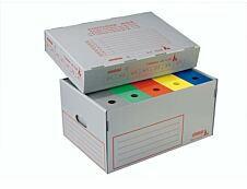 Extendos - 5 conteneurs ignifugé en polypropylène alvéolé 100% recyclable
