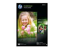 HP - Papier photo brillant - A4 - 200 g/m² - 100 feuilles