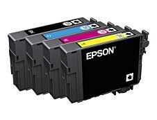 Epson 502 Jumelles - pack de 4 - noir, cyan, magenta, jaune - cartouche d'encre originale