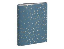 Agenda de poche Méline septembre à décembre - 1 semaine sur 2 pages - 9 x 13 cm - disponible dans différentes couleurs - Exacompta