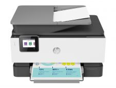 HP Officejet Pro 9010 All-in-One - imprimante multifonctions jet d'encre couleur A4 - Wifi, recto-verso
