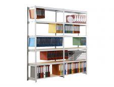 Paperflow Rang'Eco - Rack à étagère pour dossiers suspendus - élément suivant - 100 x 195 x 37 cm