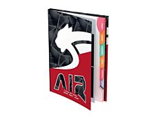 Cahier de textes Airness Alaric - 16 x 22 cm - Hamelin