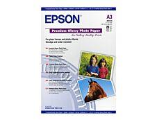 Epson Premium - Papier photo - A3 - 255 g/m² - 20 feuilles